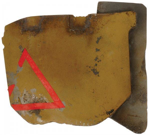 24: Mark I Iron Man Armor Butt Plate