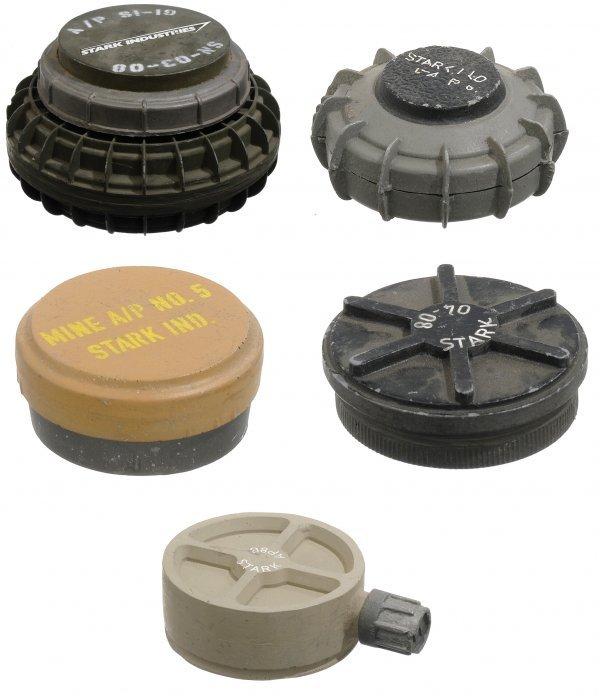170: Stark Industries Landmines