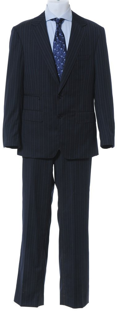 172: Tony Stark's Dusty Pinstripe Suit