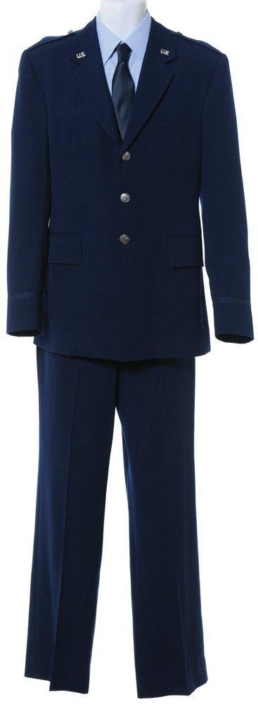 184: Rhodey's Air Force Formal Uniform