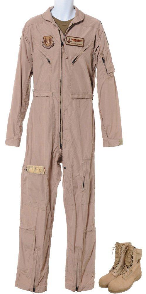 185: Rhodey's Flight Suit