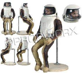 11: Kirk Space Suit Model