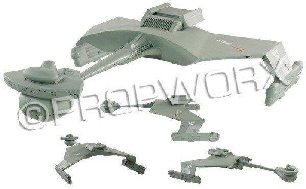 """13: """"The Motion Picture"""" Klingon D-7 Prototype Special"""