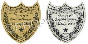 19: Dom Perignon Label