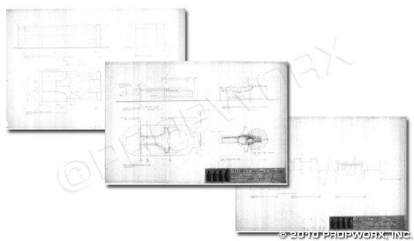 1: Sarcophagus Blueprints