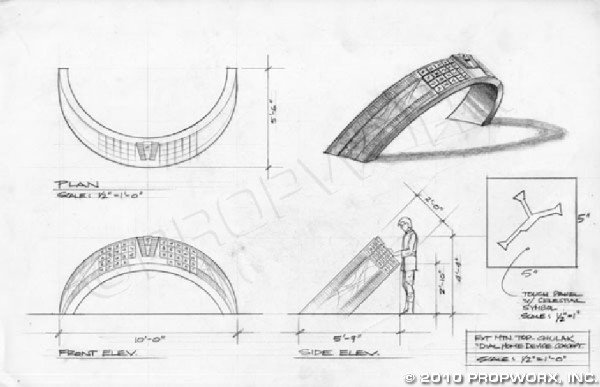 5: DHD Concept Drawing