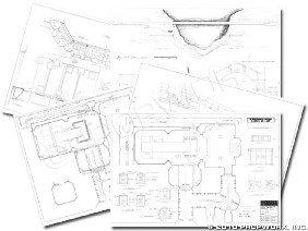 Stargate Command Silo Complex Master Plans
