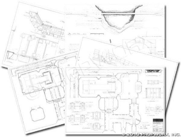 7: Stargate Command Silo Complex Master Plans