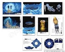"""47: """"Lost City"""" Concept Art Collection"""