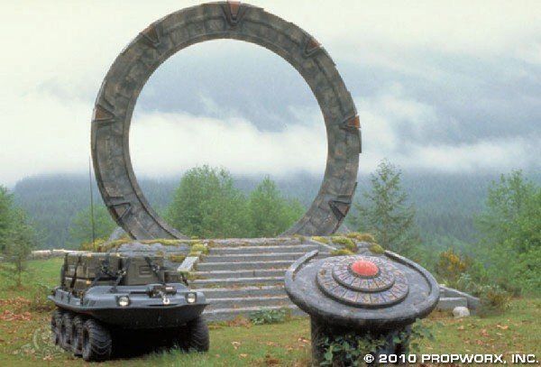51: SG-1 Travel Stargate