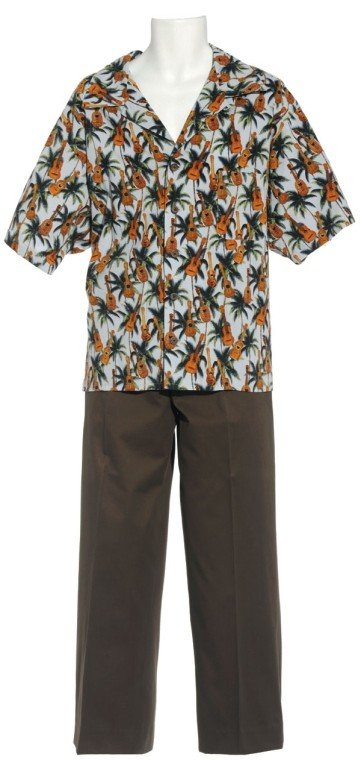 """297: Dr. Lee's Hawaiian Outfit from """"Outcast"""""""