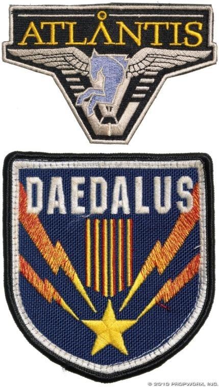 452: McKay's Daedalus Patch Set