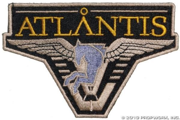 461: Teyla's Atlantis Patch