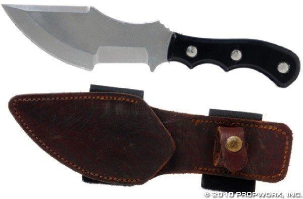 470: Ronon's Knife and Sheath - Hero