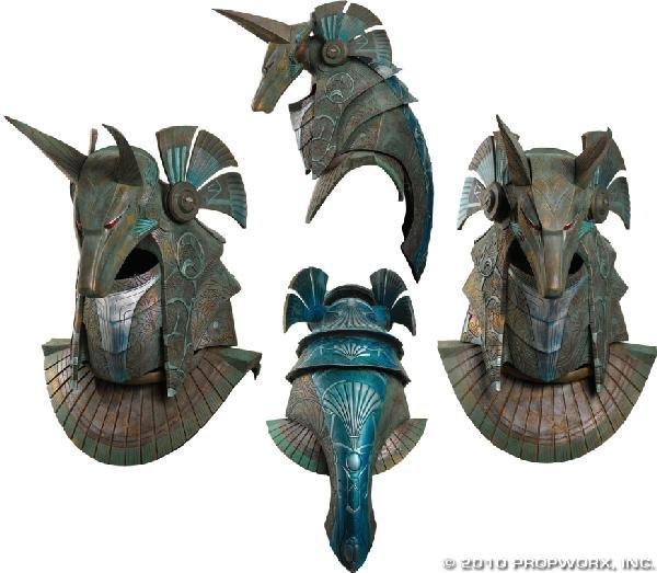 505: Anubis Helmet