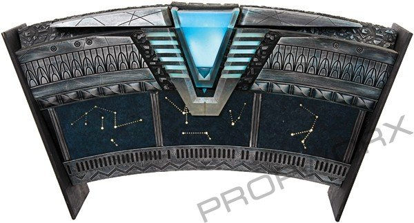10: Atlantis Gate Room Stargate Segment