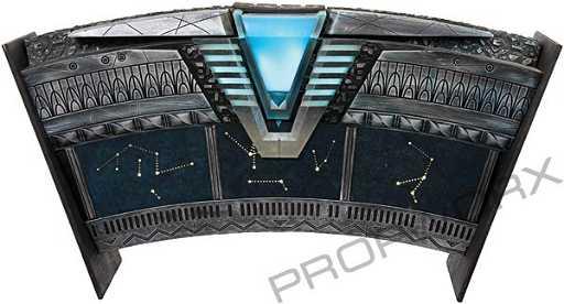 10 Atlantis Gate Room Stargate Segment