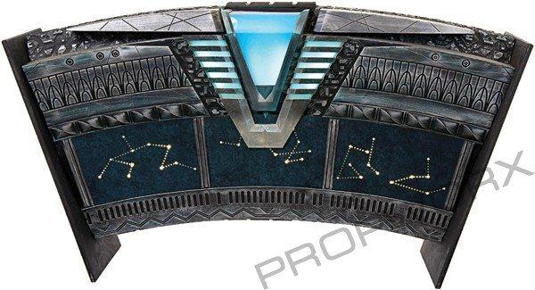 11: Atlantis Gate Room Stargate Segment
