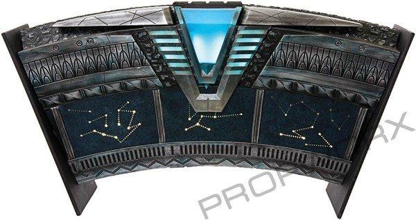 12: Atlantis Gate Room Stargate Segment
