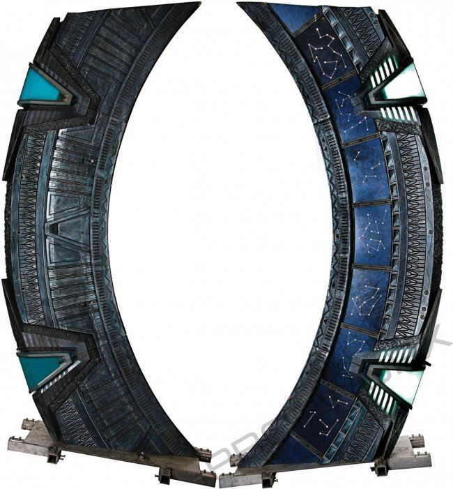 13: Pegasus Travel Stargate