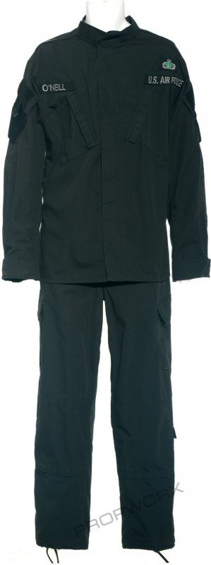 "16: O'Neill's uniform from ""Continuum"""