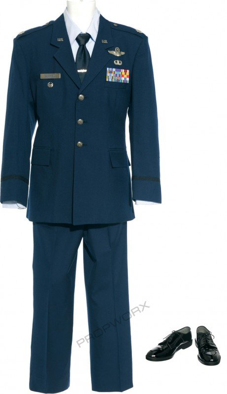 "19: Mitchell's Dress Blues from ""Avalon"""