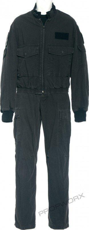 "23: Mitchell's black uniform from ""Babylon"""
