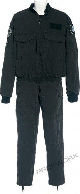 Teal'c's Black Uniform