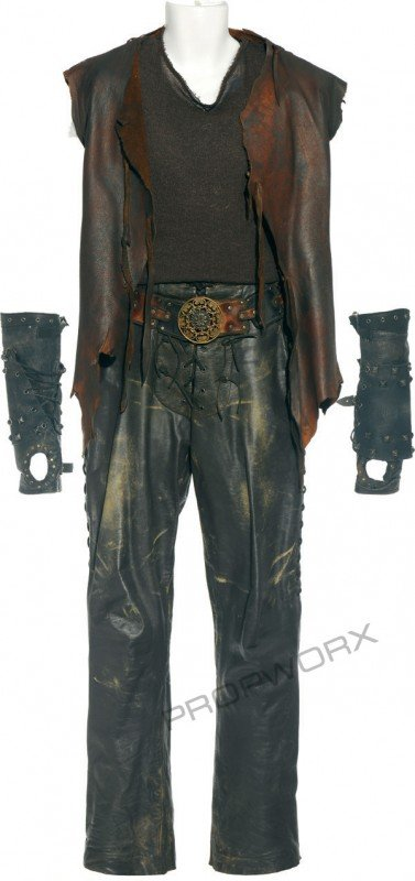 """50: Teal'c's scoundrel costume from """"Company of Thieves"""