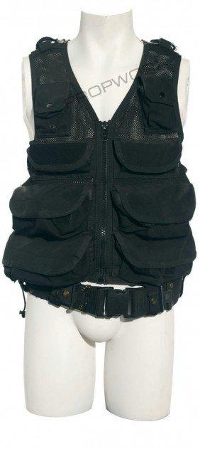 Teal'c's Tactical Vest