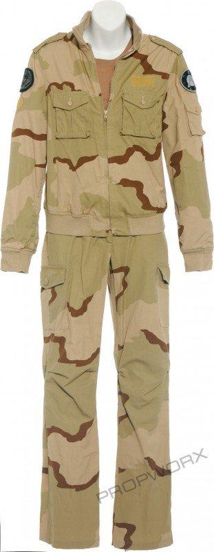 "53: Vala's tan uniform from ""Continuum"""