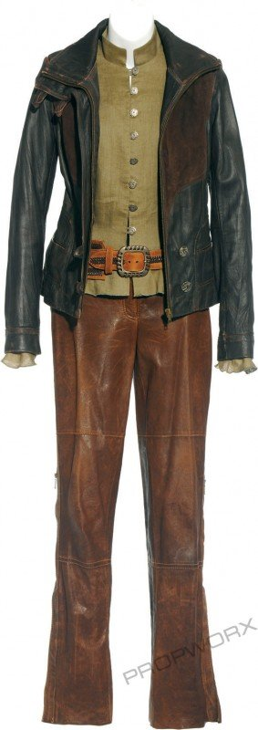 """55: Vala's scoundrel costume from """"Company of Thieves"""""""