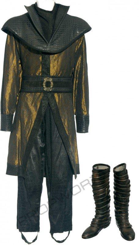 """62: Apophis's costume from """"Continuum"""""""