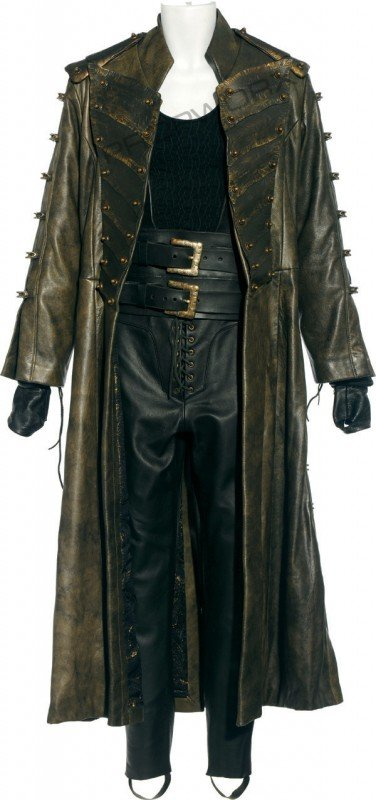 """63: Baal's altered history costume from """"Continuum"""""""