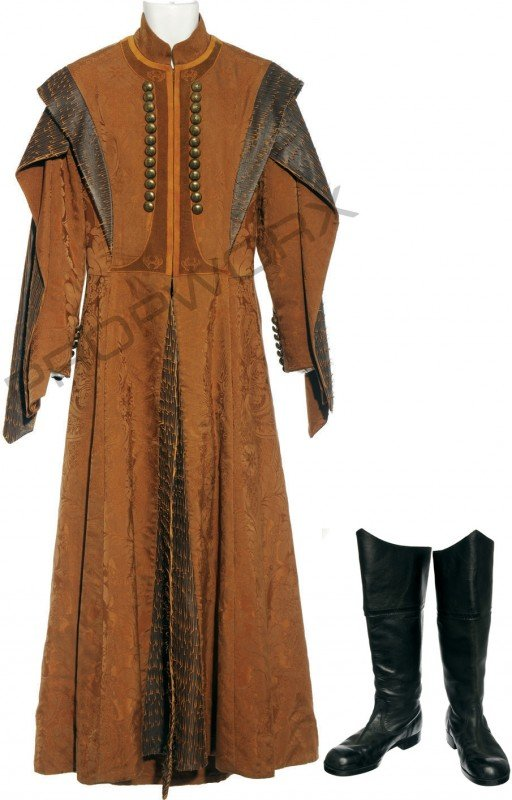 """65: Baal's time traveling costume from """"Continuum"""""""
