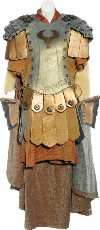 """66: Cronus's costume from """"Continuum"""""""