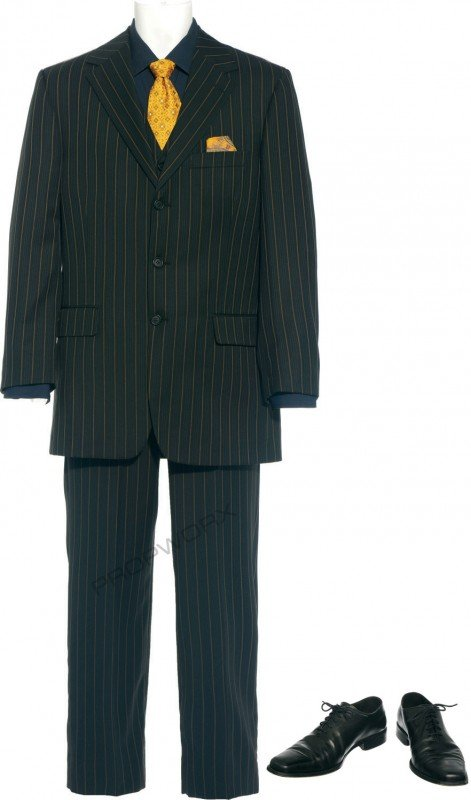 """72: Baal's suit from """"Ex Deus Machina"""""""