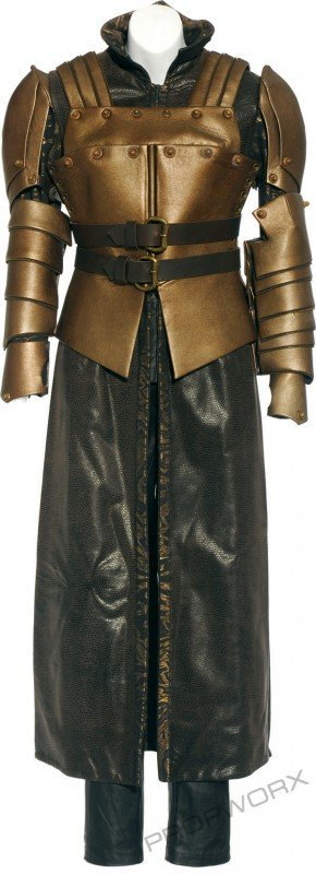 """109: Teyla's wraith costume from """"The Gift"""""""