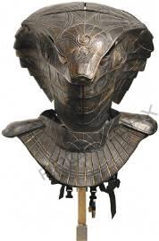 244: Teal'c's Working Serpent Guard Helmet