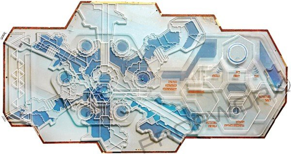 393: Atlantis City Map