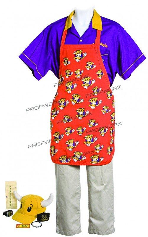 203: Elia's Funployee Uniform