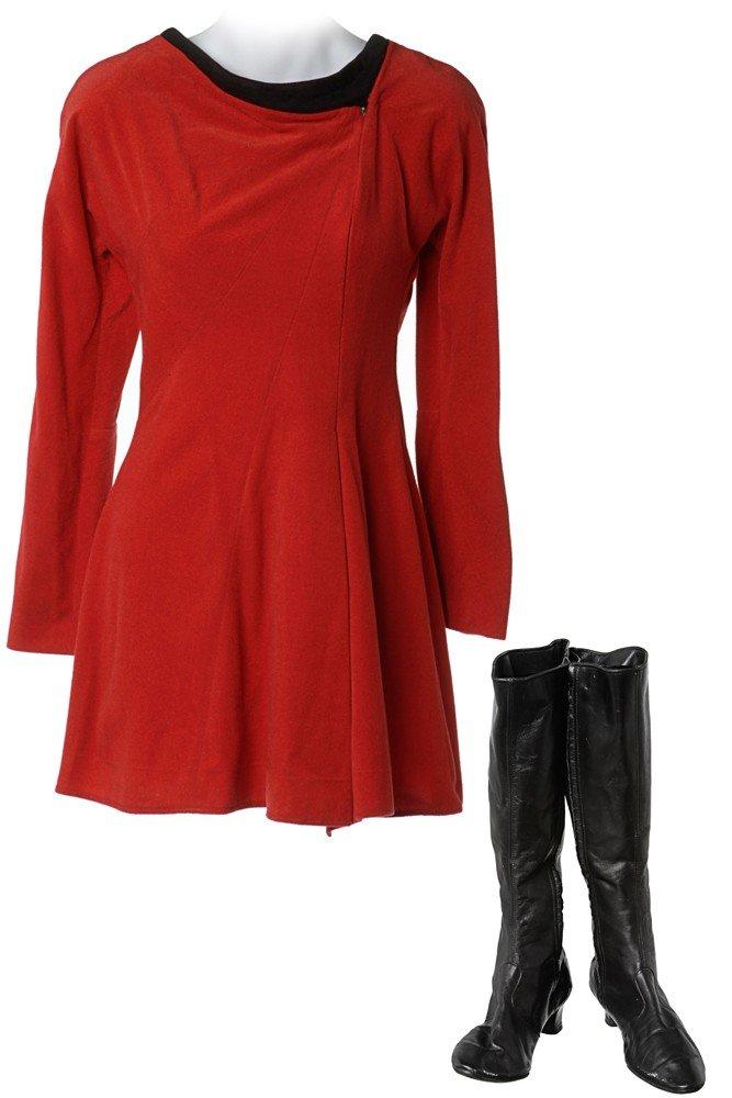 2: Star Trek TOS Red Starfleet Dress