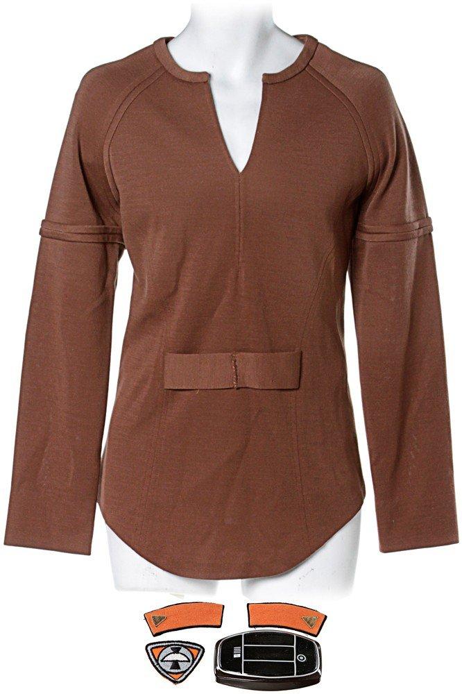 3: Star Trek: The Motion Picture Class-B Brown Uniform