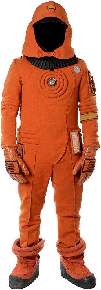 5: Star Trek II: The Wrath Of Khan Orange Environmental