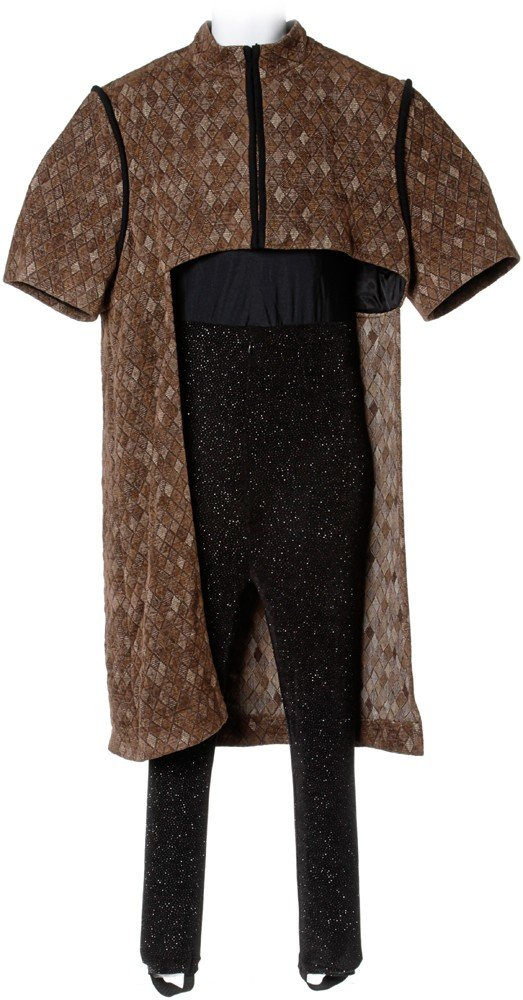 17: Star Trek: Deep Space Nine Romulan Senator Robe