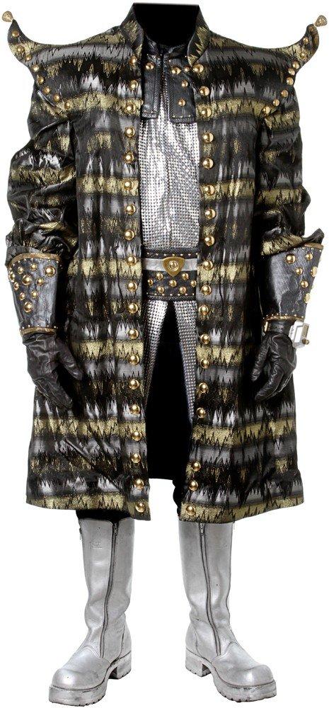 21: Star Trek: Voyager Lonzak Costume