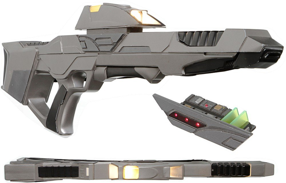 52: Star Trek: First Contact Phaser Rifle