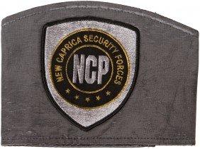 Battlestar Galactica  Caprica Police Armband