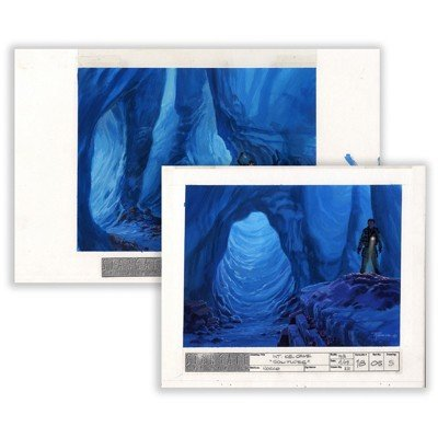 "11: Original Concept Paintings from ""Solitudes"""