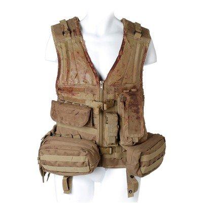 73: SGU Corporal Gorman Tan Tactical Vest